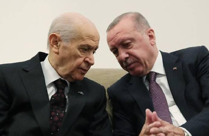 Saray'da MHP ayarlı yeni sistem hazırlıkları: Erdoğan iki ismin üzerini çizdi