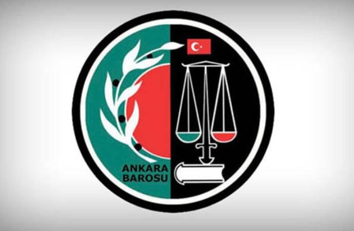 Ankara Barosu'ndan bakanlıklara: İkinci baro için avukatlara telkinde bulunuyor musunuz?