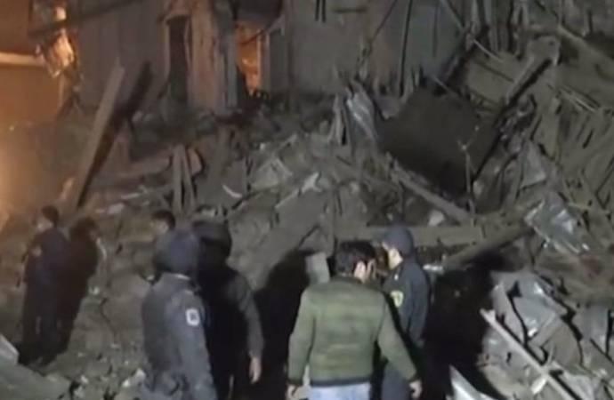 Azerbaycan: Ermenistan Gence'yi vurdu, 9 sivil öldü