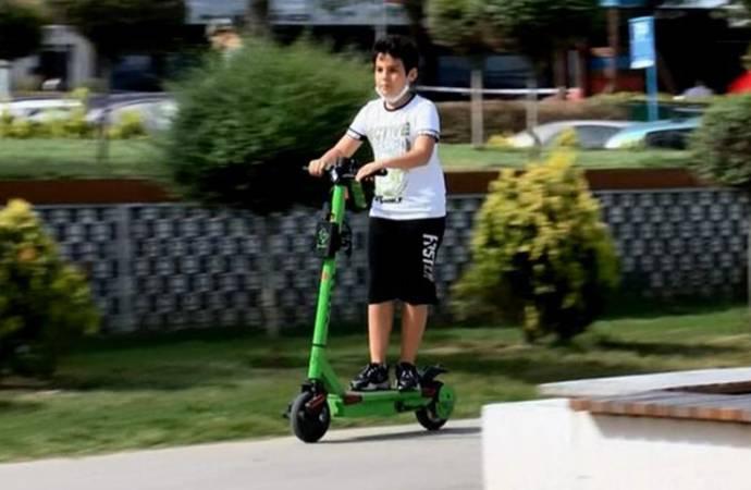 15 yaşın altına elektrikli scooter yasağı geliyor