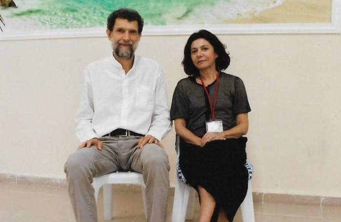 Kavala'nın eşi: Casusluk suçlamasının üzerimizde nasıl bir etki yaptığının düşünülmesini isterim