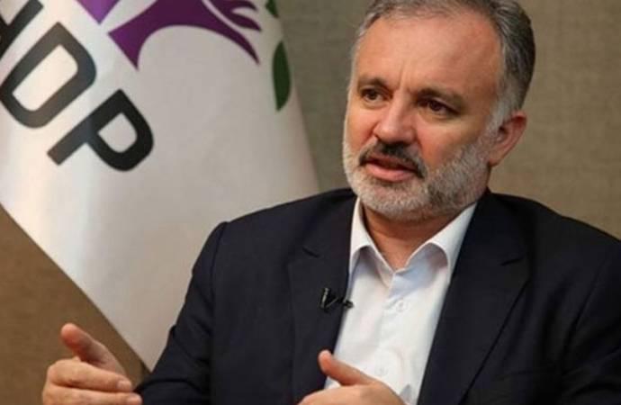 Ayhan Bilgen: Bu arayış HDP'ye karşı değil