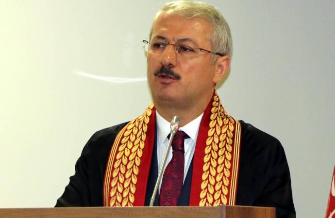 Van Bölge Adliye Mahkemesi Başkanı'ndan 'önemli adam' uyarısı