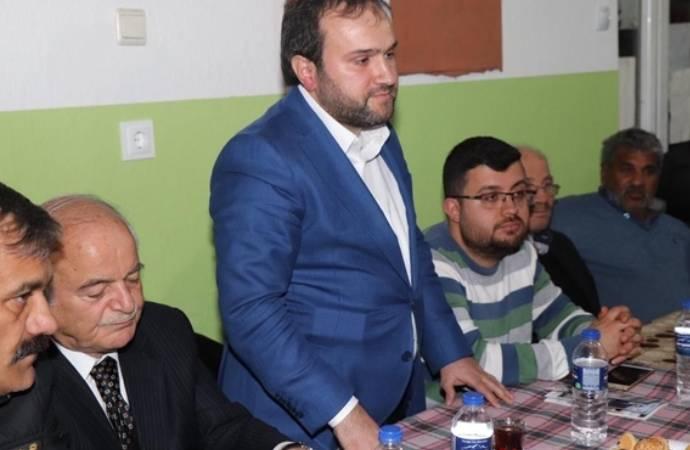 """AKP'li belediye başkanı yeni cezaevlerini böyle duyurdu; """"Hayırlı olsun Akseki'm"""""""