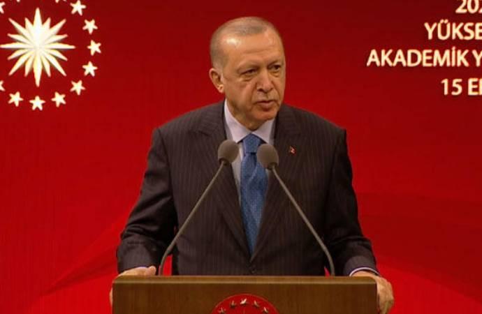 Erdoğan: Ne erken seçimi ya, bunlar kabile devletlerinin yaptığı iş