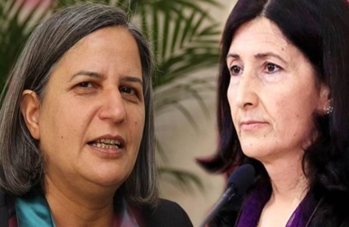 'Kobani soruşturması'nda Kışanak ve Yıldırım hakkında tutuklama talebi