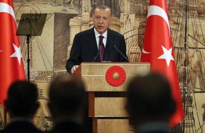 Erdoğan: Doğalgaz rezervine 85 milyar metreküp ilave edildi