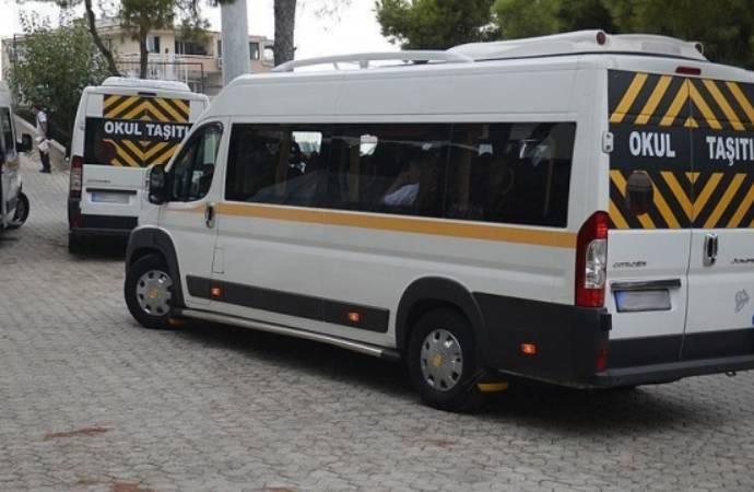 Emniyet, trafikten men edilen okul servisi sayısını açıkladı