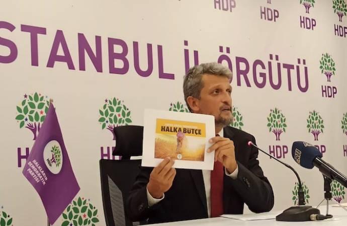 HDP'den 'Halkın Bütçesi': Asgari ücret 4 bin olacak; S-400'ler satılacak