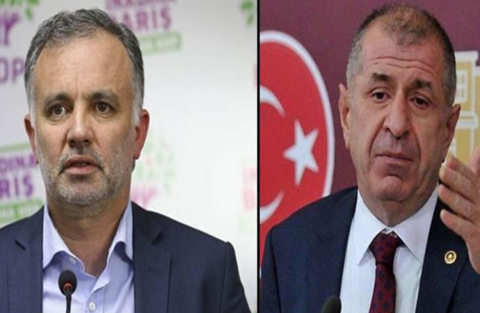 Ayhan Bilgen'den Ümit Özdağ'a yanıt: İyi Parti MHP'ye destek verdi