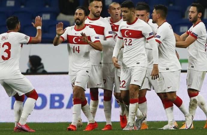 FIFA açıkladı; Türkiye dünya sıralamasında bir basamak geriledi