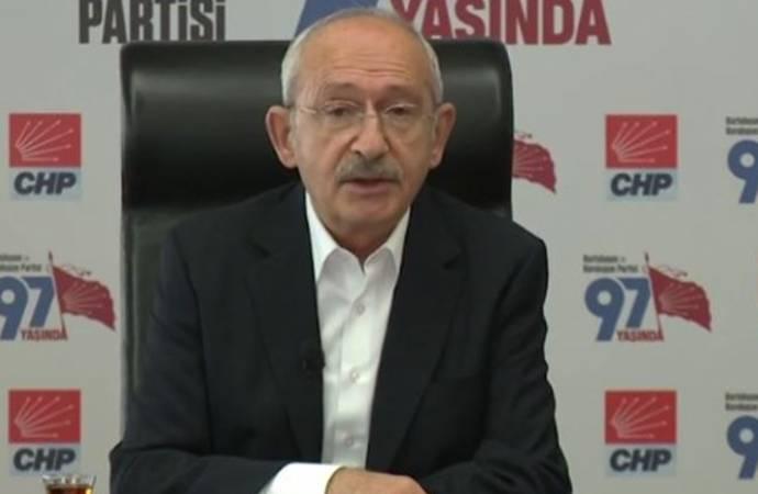 Kılıçdaroğlu, üniversite mezunu işsiz gençlerle bir araya geldi