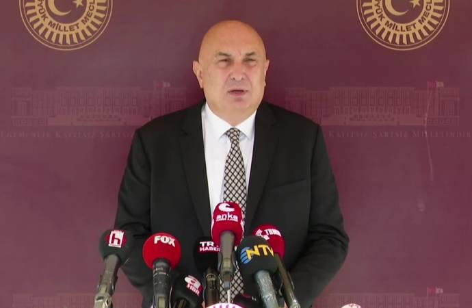 CHP'li Özkoç: Bu bütçe Meclis'ten geçerse önümüzdeki yıl daha beter olacak