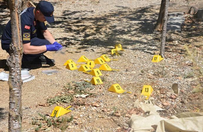 Çifte cinayet sanığı, kabaklarına bakmadıkları için 10 kişiyi ölüm listesine almış!