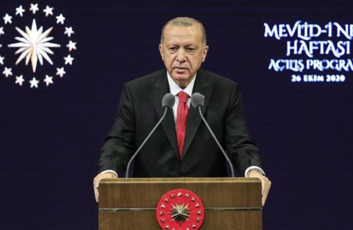Erdoğan'dan Fransa malları için boykot çağrısı: Asla iltifat etmeyin, satın almayın