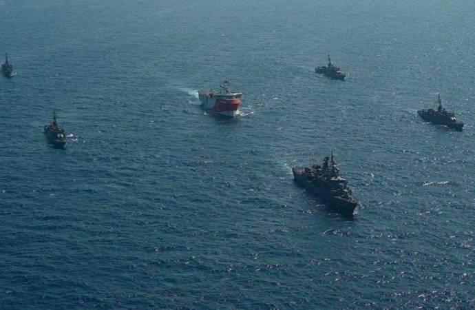 Türkiye ve Yunanistan NAVTEX mesajlarını karşılıklı olarak iptal etti