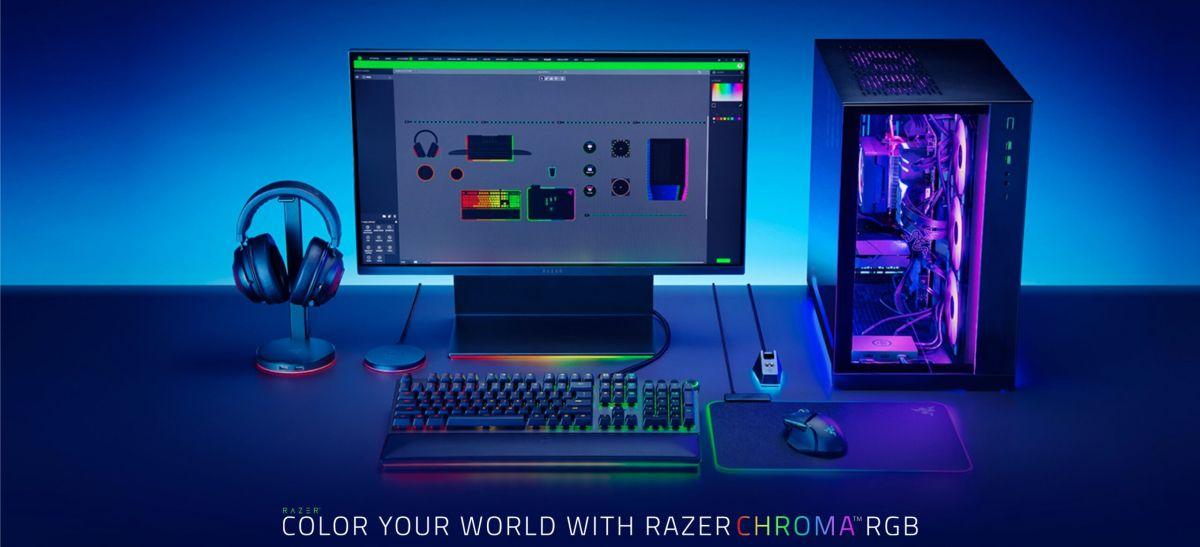 Razer Chroma ailesi büyüyor