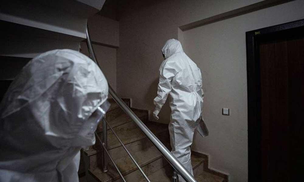 TTB evde tedavi gören koronavirüs hasta sayısını açıkladı