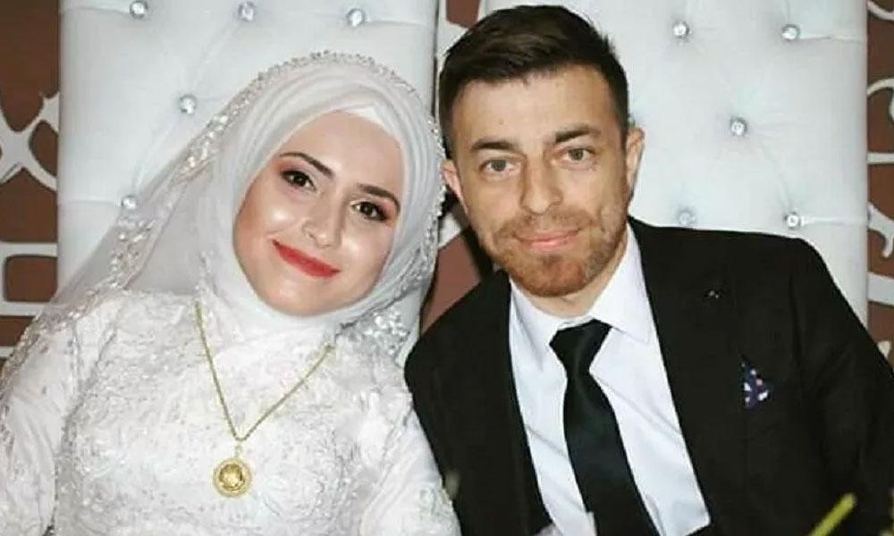 Düğün davetiyesinde 'maske' uyarısı yapan damat, koronavirüsten hayatını kaybetti