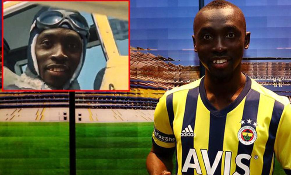 Papiss Cisse resmen Fenerbahçe'de! Transfer Vecihi videosu ile duyuruldu