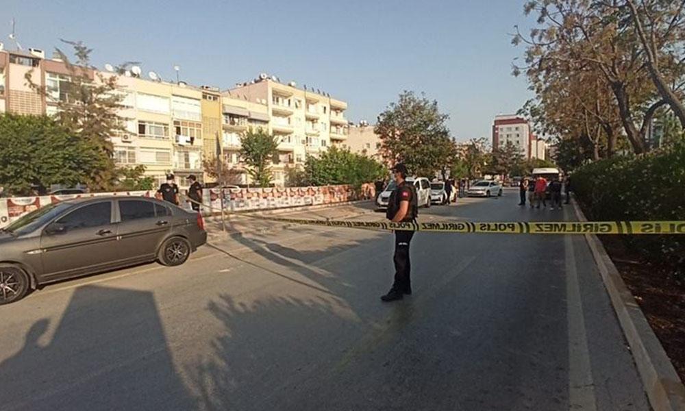 Mersin'de korkutan patlama! Bir kişi yaralandı