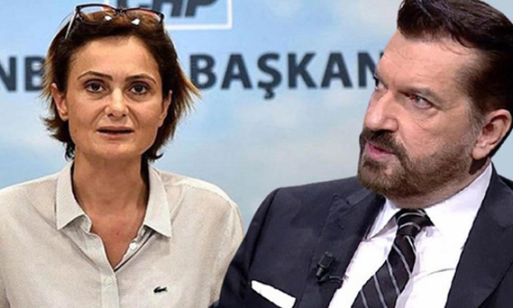Kaftancıoğlu'ndan Hakan Bayrakçı'nın ithamlarına sert yanıt: Kürekle ağzına vurmuştum