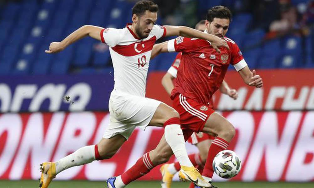 A Milli Takım Rusya'da galibiyeti kaçırdı! İşte maç sonucu