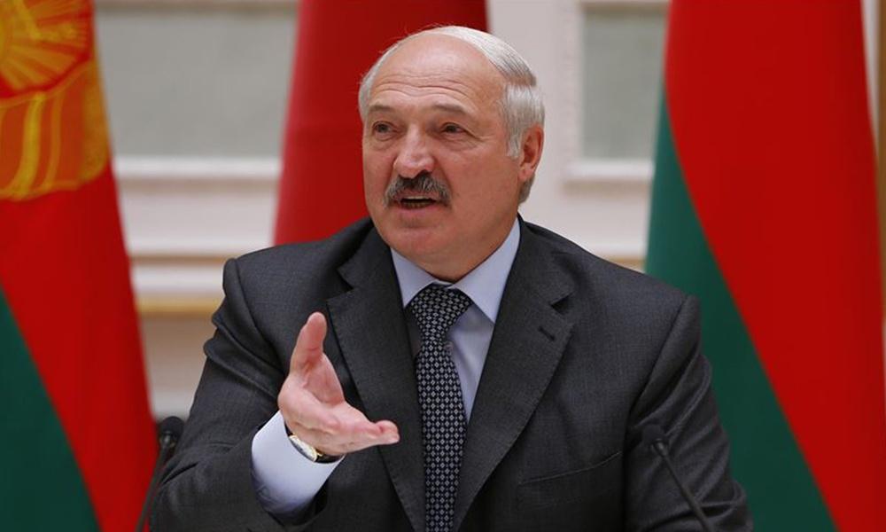 AB'den Lukashenko'ya flaş yaptırım kararı