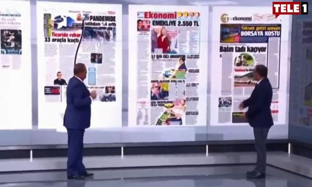 Yandaş A Haber'de akılalmaz 'işsizlik' yorumu