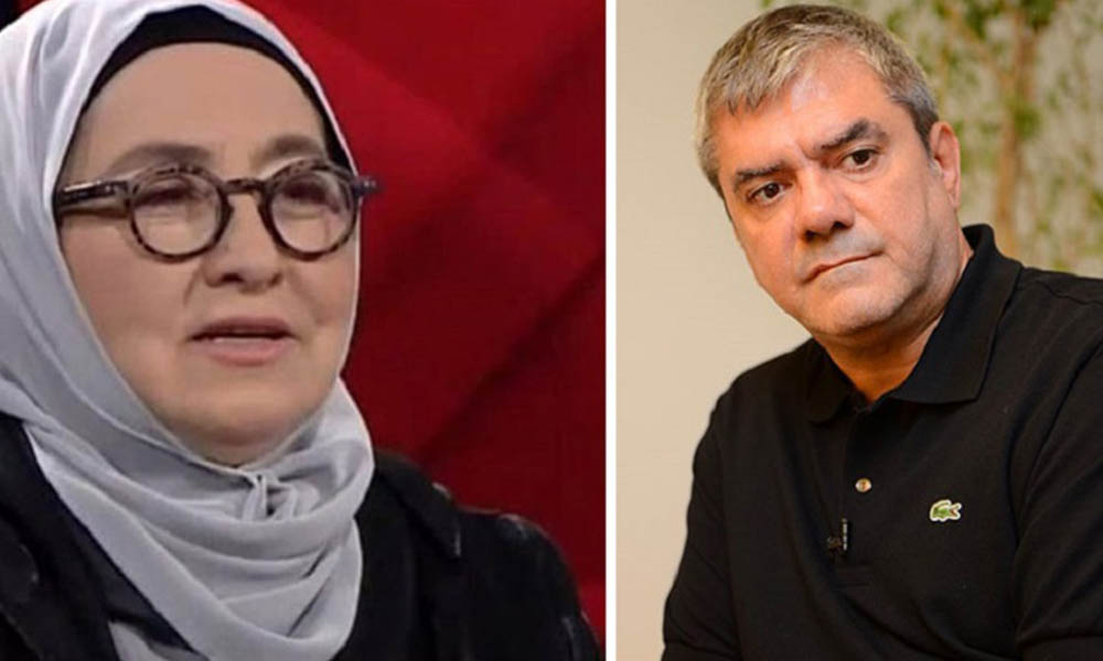 Yılmaz Özdil'den 'ölüm listesi' hazırlayan Sevda Noyan paylaşımı