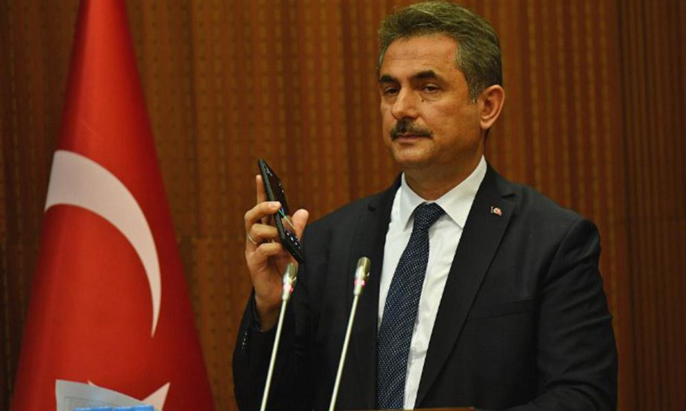 AKP'li belediyeden bakanlık binasına binlerce liralık tadilat