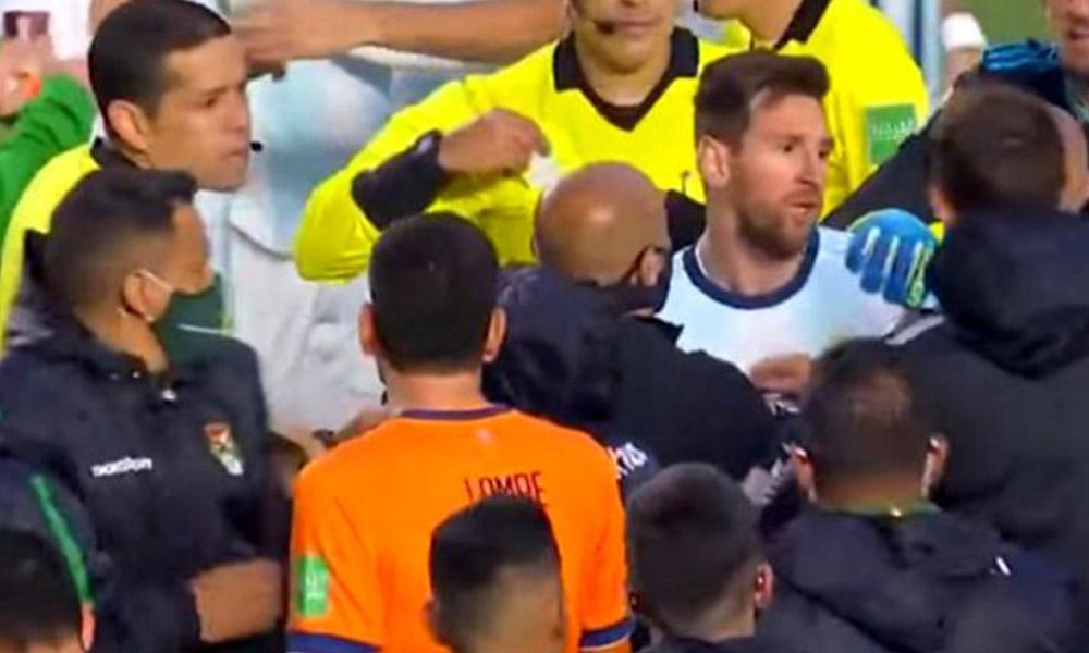 Messi antrenöre küfretti! 15 yıl sonra yendi, ortalık karıştı