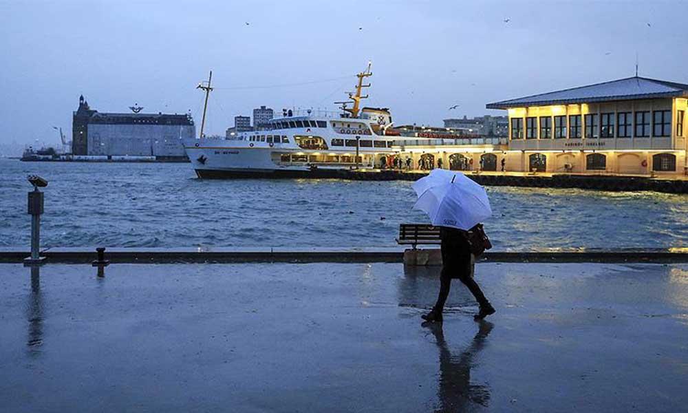 AKOM'dan sağanak yağış uyarısı
