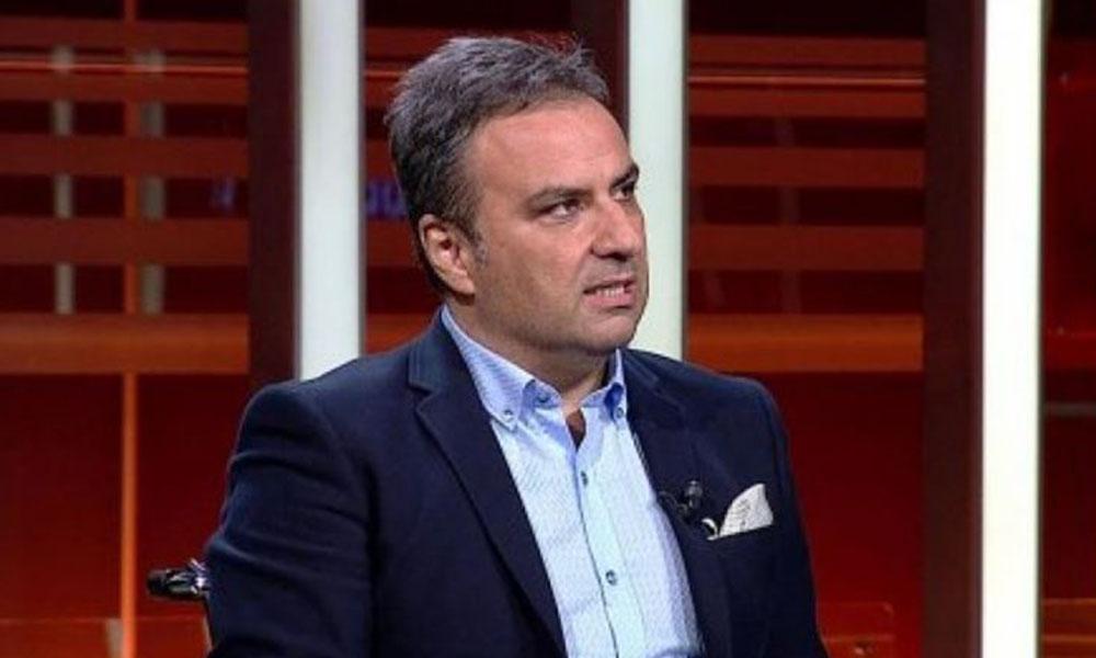 Gazeteci Gürkan Hacır koronavirüse yakalandı
