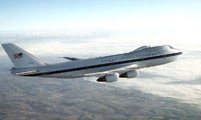 Trump'ın koronavirüse yakalanmasından ardından ABD'den 'Kıyamet Uçakları' hamlesi