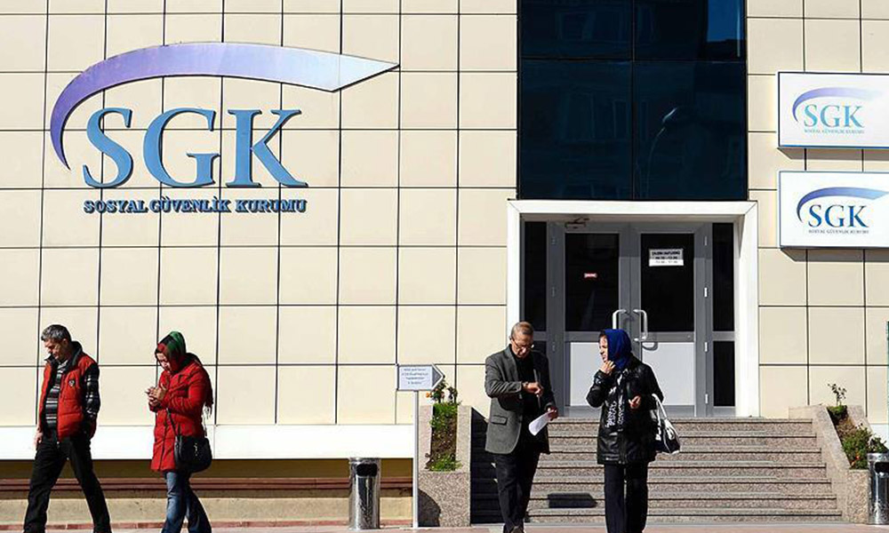 SGK'da 56 milyon liralık açık! Kıymetli mülkleri alıp park ve yol verdiler