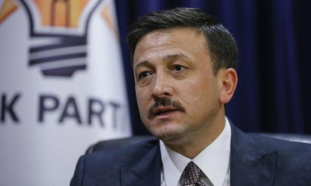 AKP Genel Başkan Yardımcısı Hamza Dağ koronavirüse yakalandı