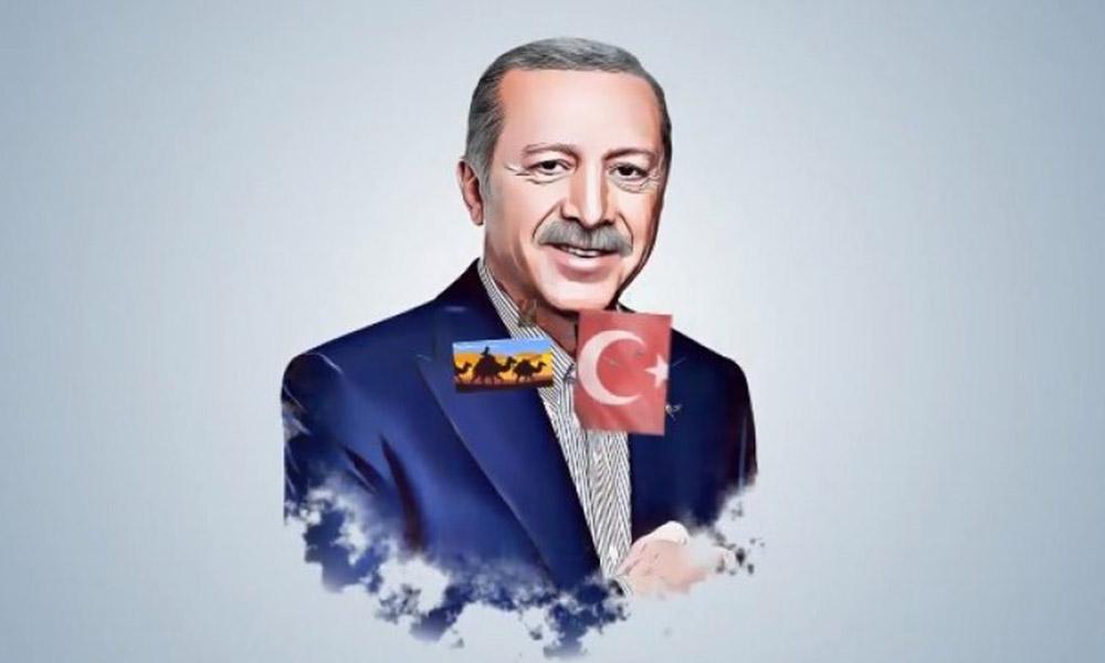 Atatürk'e büyük saygısızlık! AKP Gençlik Kolları'ndan tepki çeken video