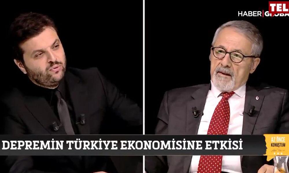 Prof. Dr. Naci Görür açıkladı! İşte İstanbul'daki en riskli yerler