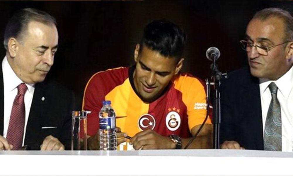 Mustafa Cengiz'den Falcao'ya isyan, Fatih Terim'e gönderme!