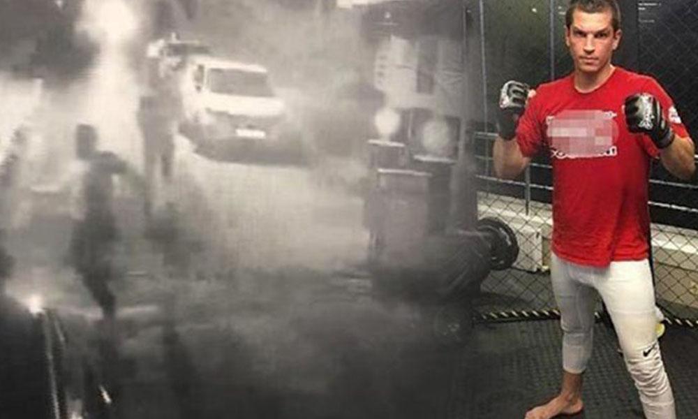 Laf atma cinayetinde milli kick boksçu Berke Şahin'e müebbet hapis!