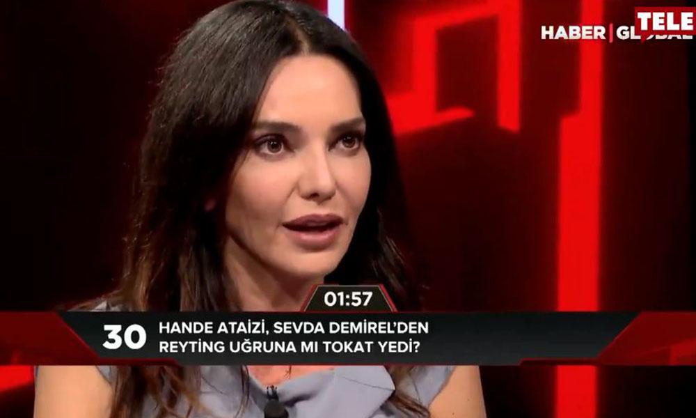 Hande Ataizi'den yıllar sonra gelen 'tokat' itirafı