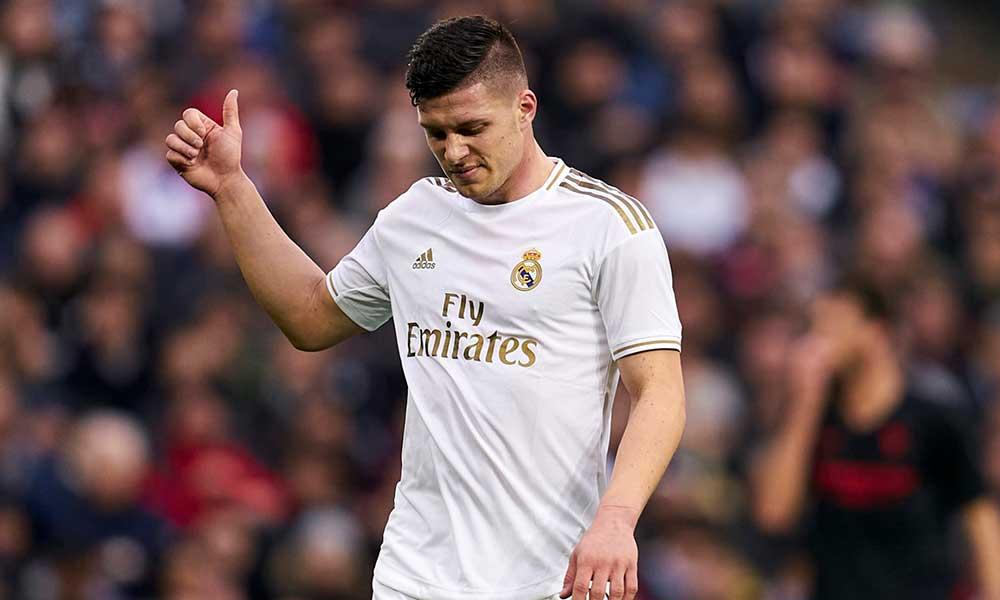 Real Madrid'in yıldızı Luka Jovic altı ay hapis istemiyle yargılanıyor