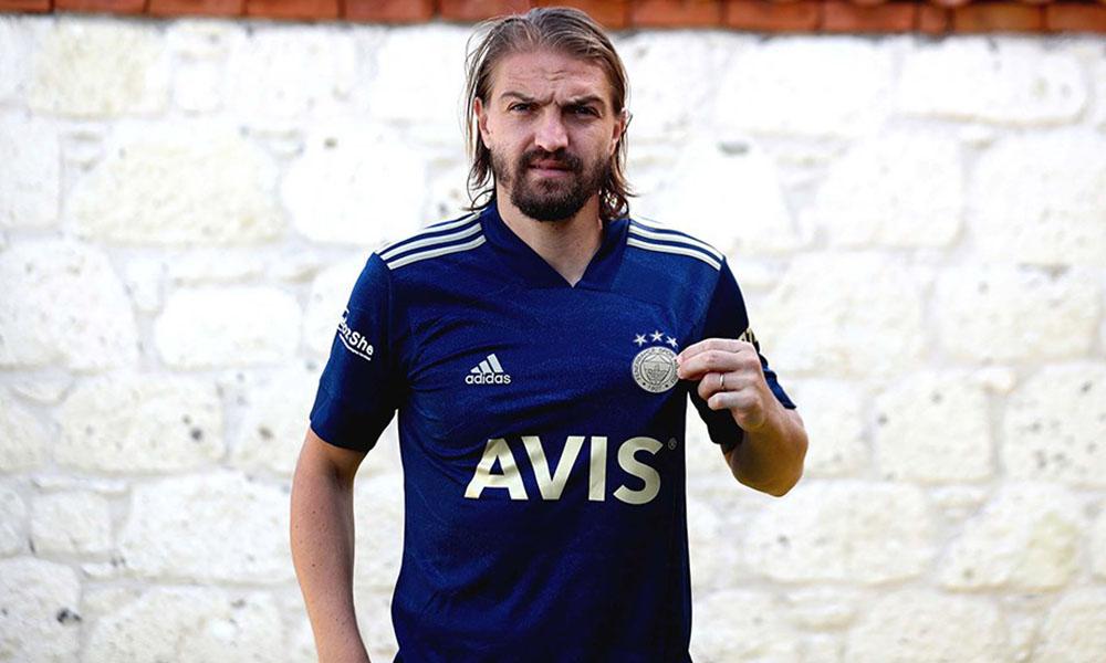 Dev derbi öncesi Caner Erkin'den Trabzonspor'a çok konuşulacak gönderme