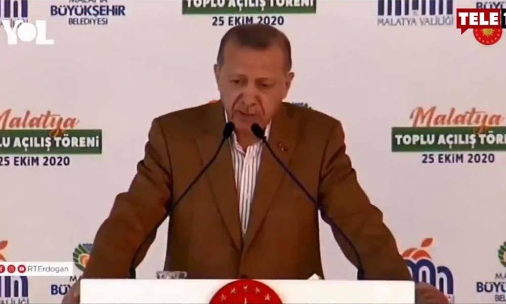 Erdoğan'dan, Mustafa Varank'ı şoke eden tepki! Mikrofonunun sesi kısıldı