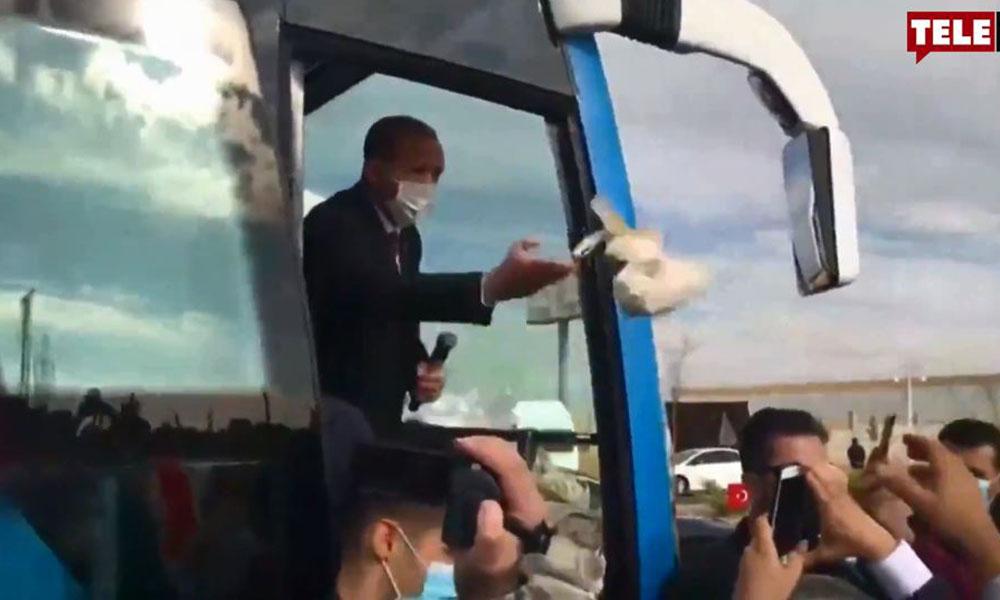'Eve ekmek götüremiyoruz' diyen esnafa Erdoğan'dan yanıt: Al bu keyif çayını iç
