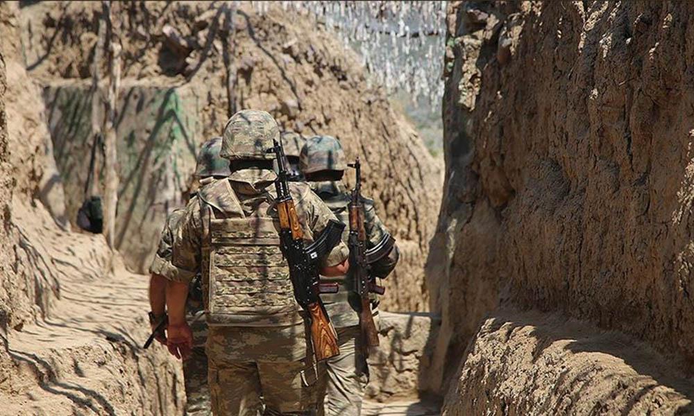 Ermenistan ordusu, üçüncü ateşkesi de ihlal etti