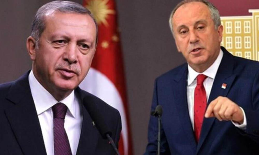 Muharrem İnce'den, Erdoğan'ı kızdıracak çay göndermesi