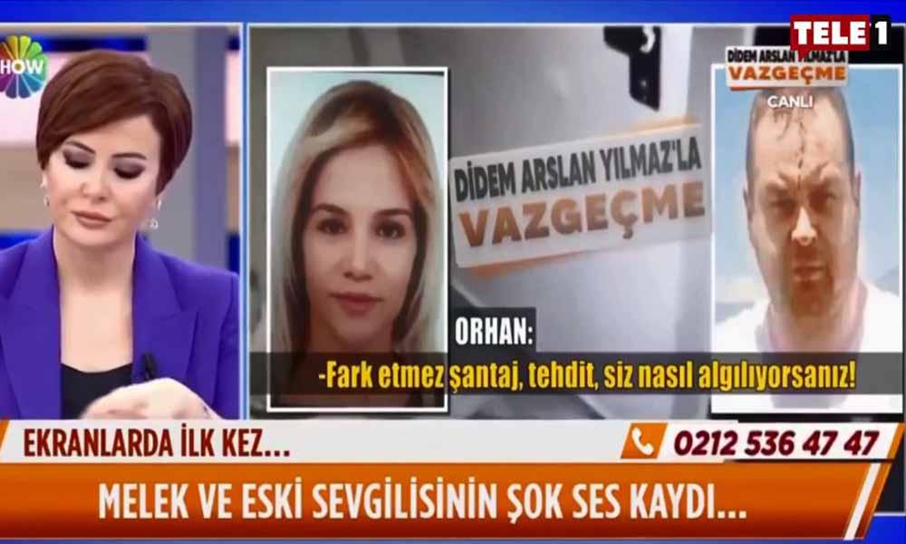 Melek Aslan cinayetinde, Orhan Vatansever'in ses kayıtları ortaya çıktı