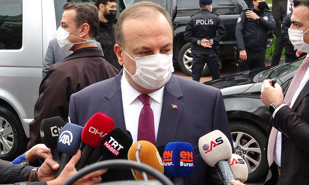 Bakan Koca uyarmıştı! Vali'den flaş 'sokağa çıkma yasağı' açıklaması
